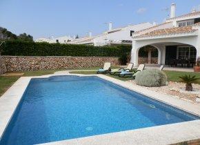 Vista de Mar, Nice Villa with 4 bedrooms in Binidali Menorca