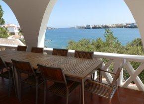 Villa Los Arcos, Villa with Amazing views in Calla Llonga Menorca